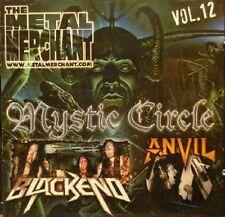 Metal Merchant - Cheap Hard & Heavy vol. 12 - CD Neu - Warhammer, Anvil