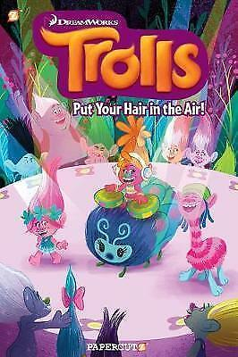 Trolls Graphic Novel Volume 2: Put Your Hair in the Air by Dave Scheidt...