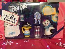 VINTAGE BARBIE DOLL  PRETTY TREASURES FROM 1995 NRFB.