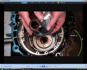 How to rebuild 4l60e transmission video | 4L60E Transmission