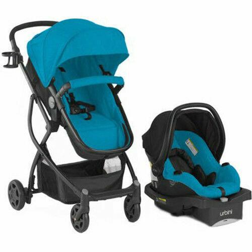 Baby Urbini Omni Plus 3 in 1 Travel System Stroller Infant ...