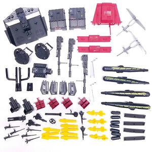 GI Joe Moray Hydrofoil torpedo depth charge gun vintage part lot 1985 YOU PICK