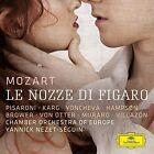 Mozart: Le Nozze di Figaro (CD, Jul-2016, 3 Discs, Deutsche Grammophon)