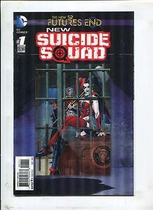 Futures End #0 DC Comics unstamped NM FCBD The New 52
