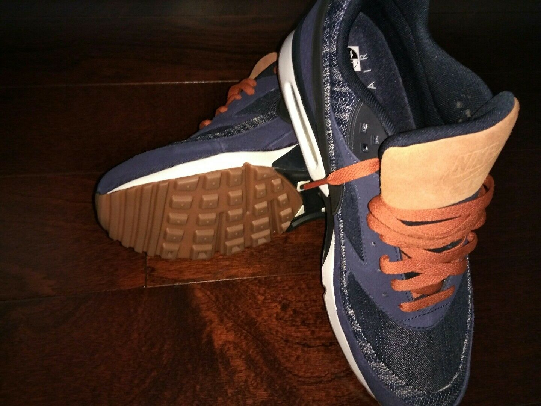 Rare! Brand New Nike Air Max Premium Denim jeans 11.5