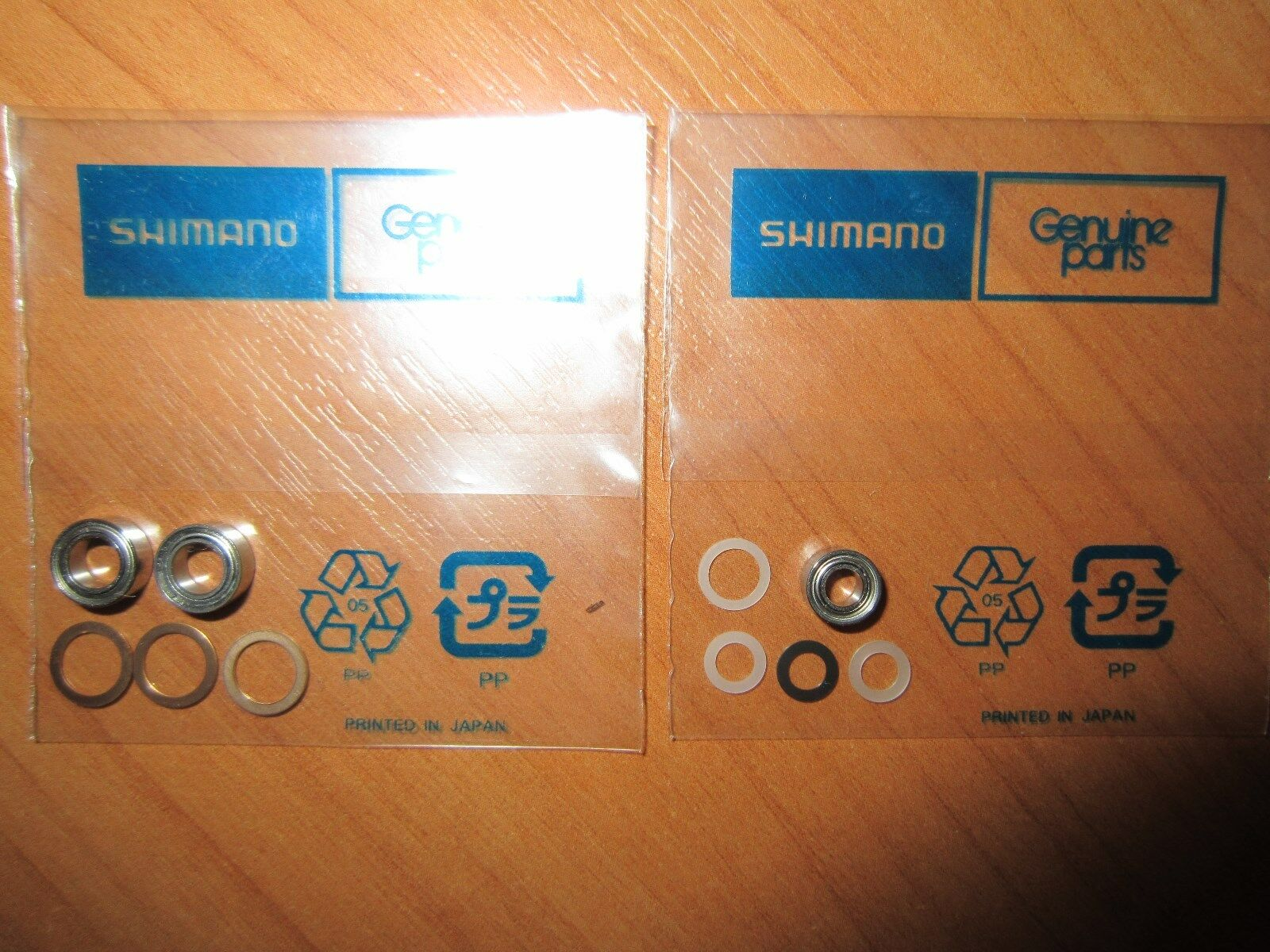 Shimano Ultegra 2500 C3000  4000 1000 Worm Shaft Handle Knob 3 Ball Bearing Kit  the best after-sale service