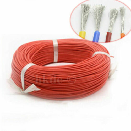 UL Flexible Silicone Wire Cable US Standard Heatproof Soft Silicone Gel 6-30AWG