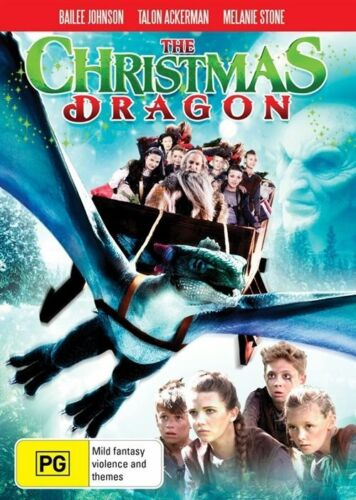 1 of 1 - The Christmas Dragon (DVD, 2015)
