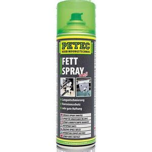 Petec-Fettspray-500-ml-Fett-Haftfett-Spray-KFZ-PKW-weiss