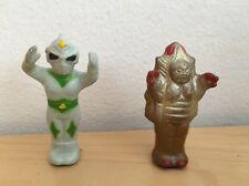 Mirrorman and Kaiju Set Ultraman Bullmark Figure Vintage Takatoku Vinyl