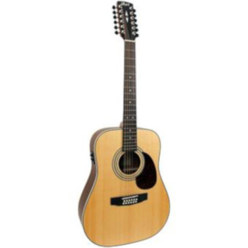 Cort Earth-70 12E Natural Satin Acoustic Guitar