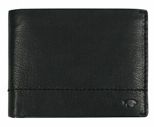 TOM-TAILOR-Monedero-Kai-Horizontal-Wallet-Black