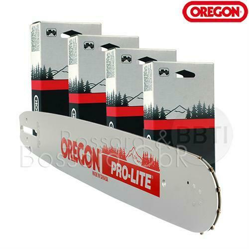 """Oregon Schienen-Sägekette-Set 1+4 für STIHL 3//8/"""" 40 cm 1,6 mm Vollmeißel"""
