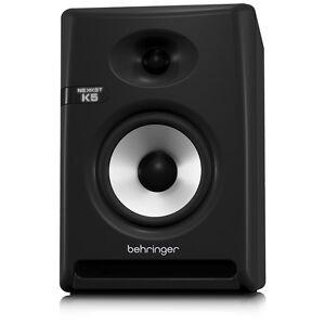 BEHRINGER-NEKKST-K5-5-034-Bi-Amp-Active-Studio-Monitor-Speaker-SINGLE