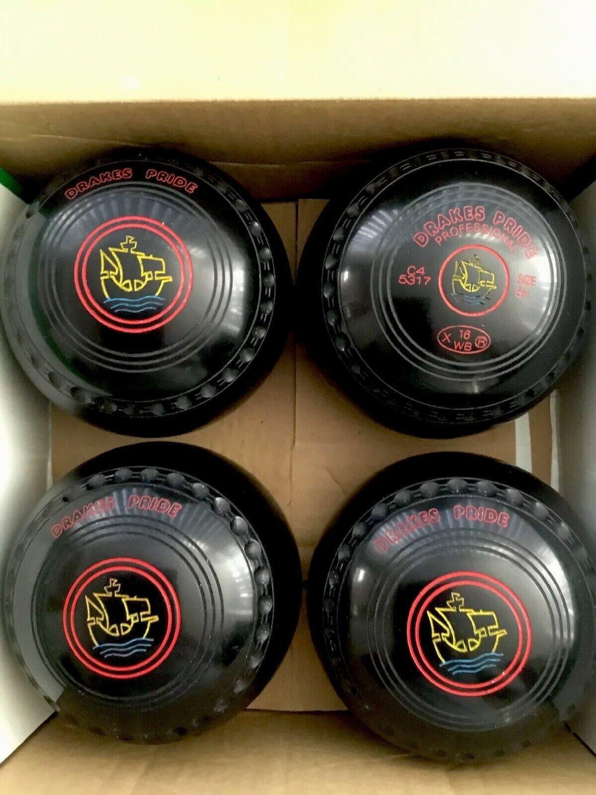 Drakes pride professional bowls 5H