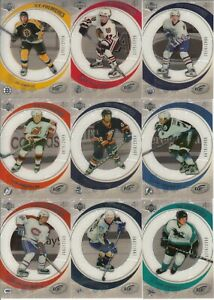 LOT-29-CARTES-2005-06-UPPER-DECK-ICE-PREMIERES
