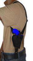 Barsony Gun Concealment Vertical Shoulder Holster For Smith & Wesson 2 Revolver