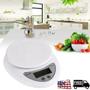 5Kg-1g-Digital-Electronic-Kitchen-Food-Scale-Weight-Diet-Postal-Balance-Measure