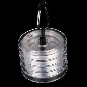 Maxcatch-Fly-Fishing-Tippet-Line-0-1-2-3-4-5-6-7X-Nylon-amp-Aluminum-Tippet-Holder