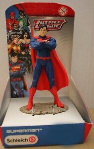 Schleich-Schleich-DC-Comics-figures-Superman-for-collectors-Brand-New