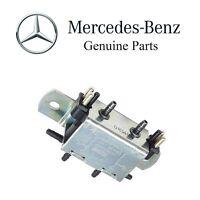 Mercedes 300ce Intake Manifold Pressure Change-over Valve Genuine 002 540 06 97 on Sale