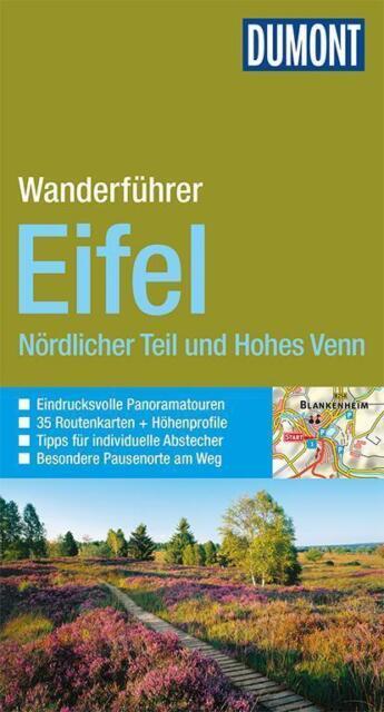 DuMont Wanderführer Eifel-Nördl.Teil - Schneider, Hans-Joachim