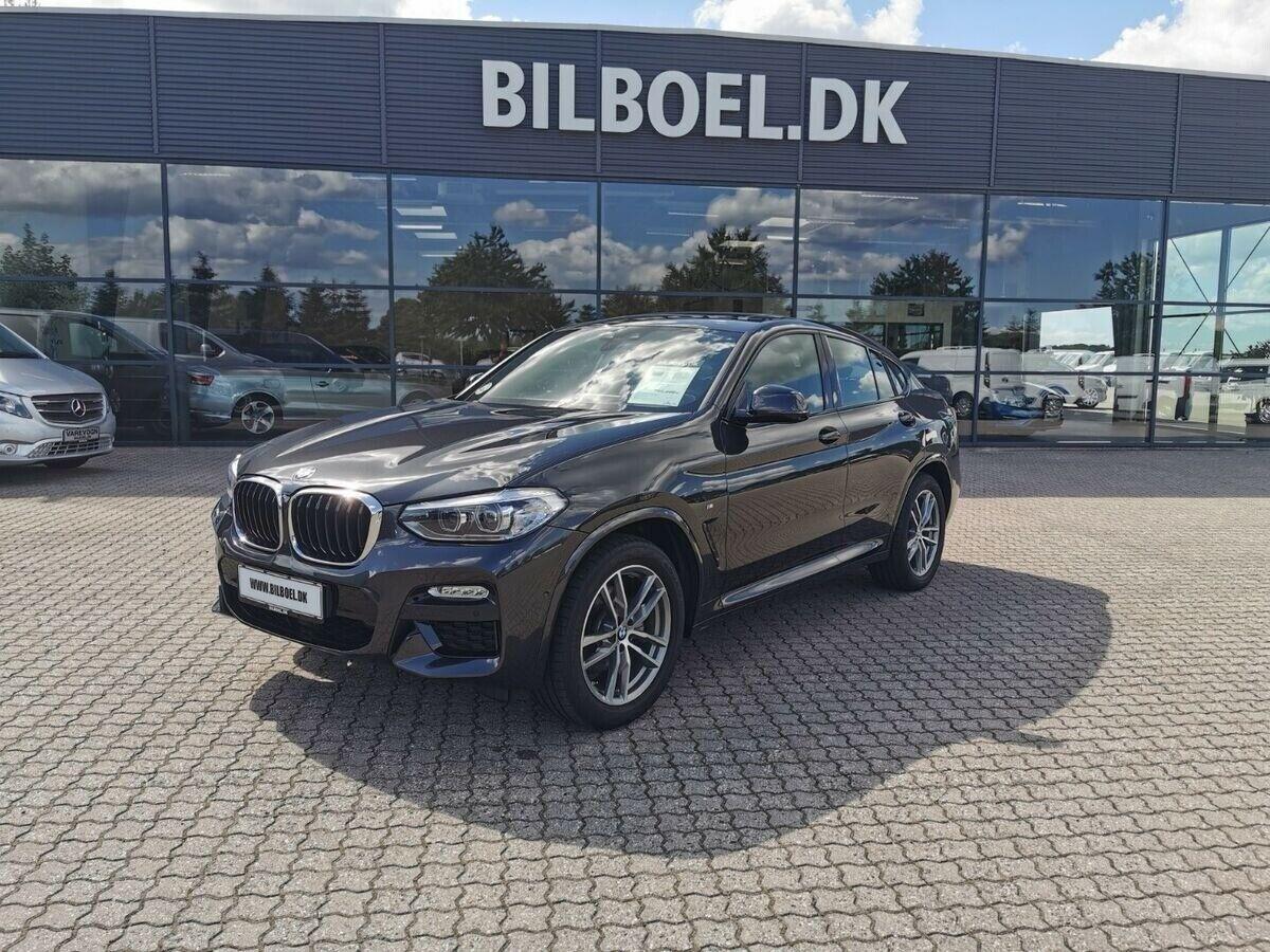BMW X4 2,0 xDrive20d M-Sport aut. 5d - 3.198 kr.