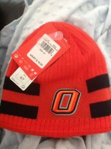 2df1e43ce Details about Brand new nike brand OSU/Oklahoma State University Cowboys  beanie Reversible NWT
