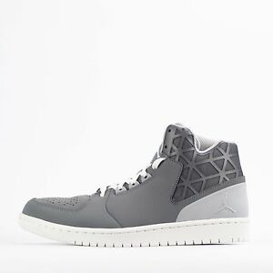 quality design 6e959 c9973 Details about Nike Jordan 1 Flight 3 Mens Trainers Shoes Cool Grey/White