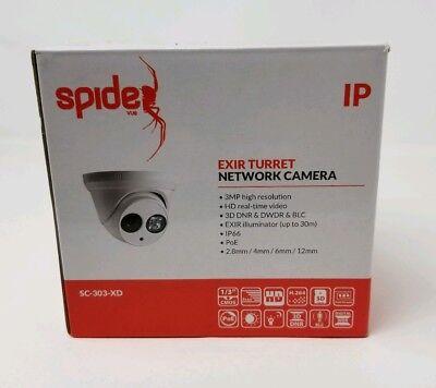 Spider Vue Exir Turret Network Security Camera | eBay