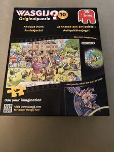 Wasgij-Original-Puzzle-N-10-utilise-500-pieces