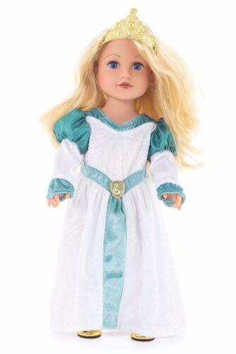 Doll Dress Deluxe Swan Princess