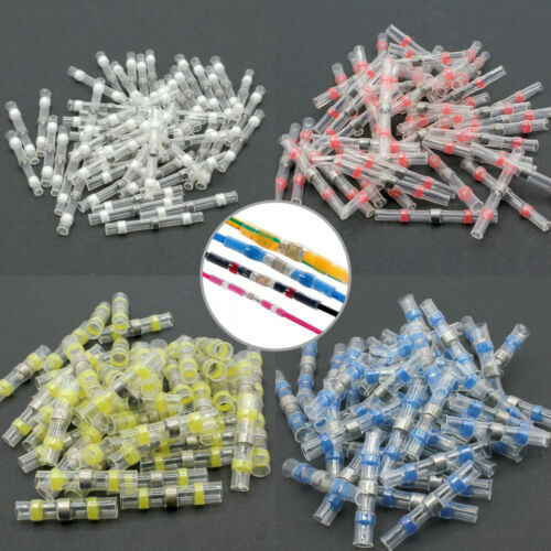 50 o 100 unidades ordena o como surtido impermeable Lötverbinder set 25