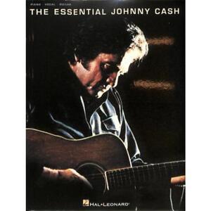 The-Essential-Johnny-Cash-Songbook-Klavier-Gesang-amp-Gitarre-Noten-Musiknoten