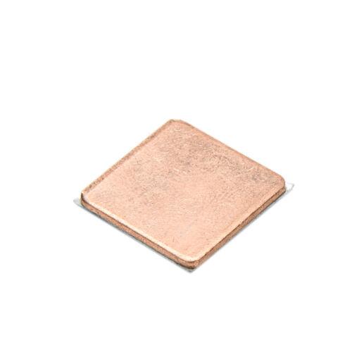 1 Set of Heatsinks 3 Pcs of Copper Heat Sink Cooling Kit for Raspberry Pi 3 LE