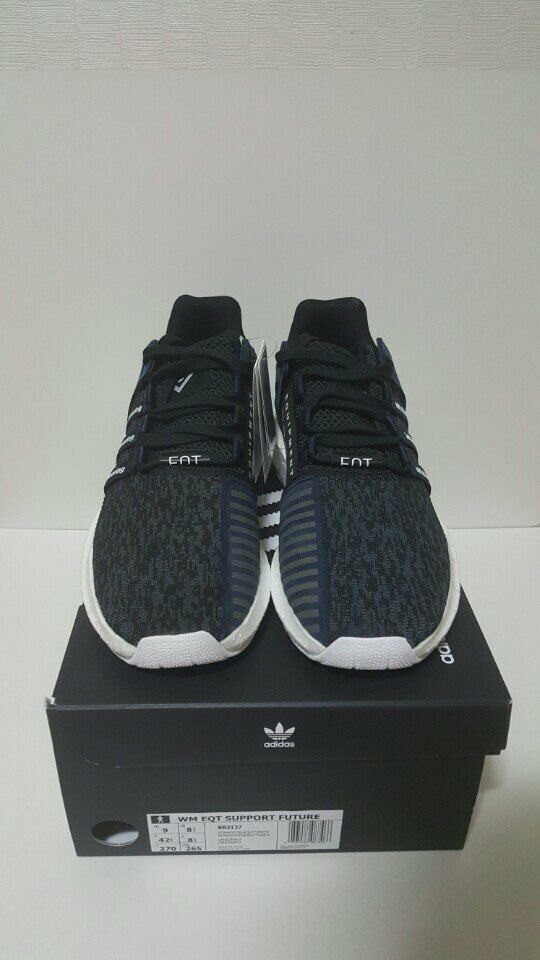 Adidas WM EQT Support Future Boost White Mountaineering BB3127 Navy 93 17 size 9