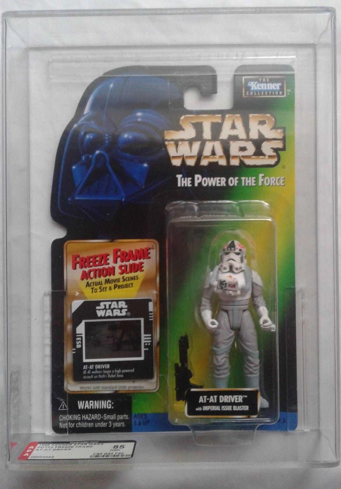At-AT Driver FF congelar fotograma Estrella wars poder de la fuerza AFA 85