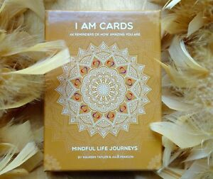039-I-Am-039-Positive-Affirmation-Cards-44-Reminders-of-How-Amazing-You-Are