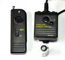 Wireless Remote Shutter Transmitter Receiver for Nikon D1 Film SLR F6 Camera