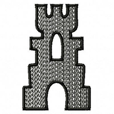 Chess Designs + Quilt Block for Machine Embroidery 4x4