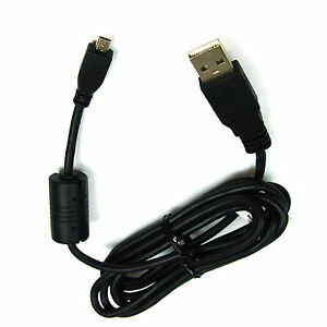 Ladekabel-USB-Kabel-Kabel-fuer-Rollei-Compactline-412