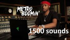 Metro Boomin Drum Sound KIT samples TRap MAsCHINE MPC logic Fruity Loops REaSon