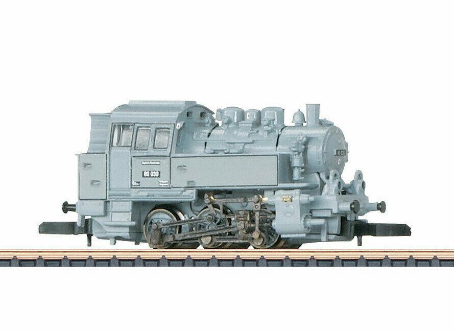 Märklin 88001 Museums-Dampflokomotive Br 80 Bochum Dahlhausen Scala Z Nuovo