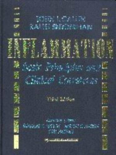 Inflammation: Basic Principles and Clinical Correlates - Hardcover - VERY GOOD