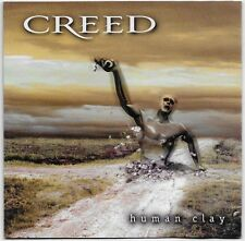 Human Clay by Creed (Post-Grunge) (CD, Sep-1999, Wind-Up)