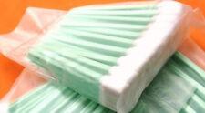 100PCS Solvent Cleaning Swabs Sponge Stick For Roland Inkjet Printer/Scanner