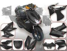 Verkleidung Verkleidungsset 11 Verkleidungsteile Schwarz MBK Nitro Yamaha Aerox