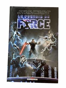 DELCOURT Star Wars BD COMICS LE POUVOIR DE LA FORCE TOME 1 - 2008