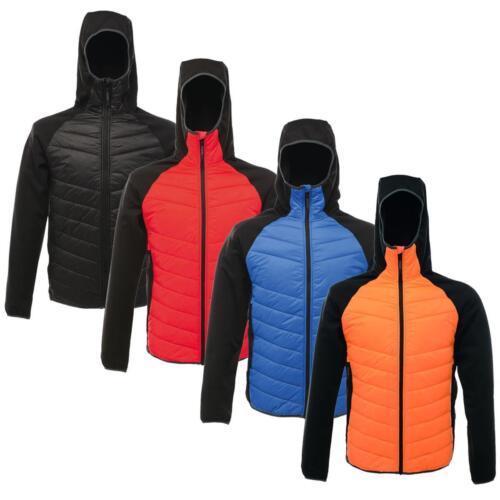 Regatta Professionale Da Uomo deerpark downtouch Softshell Hybrid Jacket