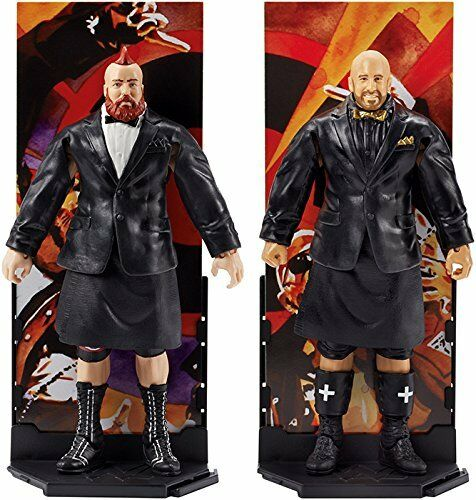 WWE ELITE Collection Series   58_SHEAMUS and CESARO figures_The Bar_MIP_Unopened